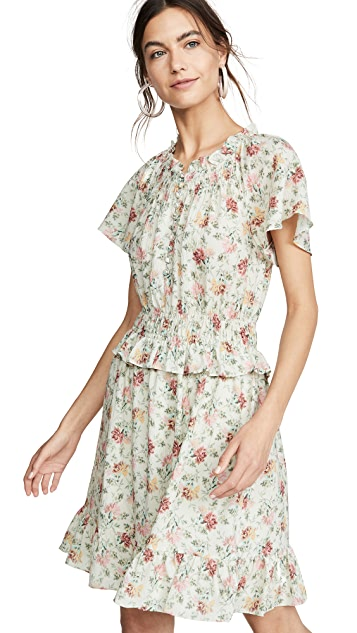 Rebecca Taylor Carnation Dress
