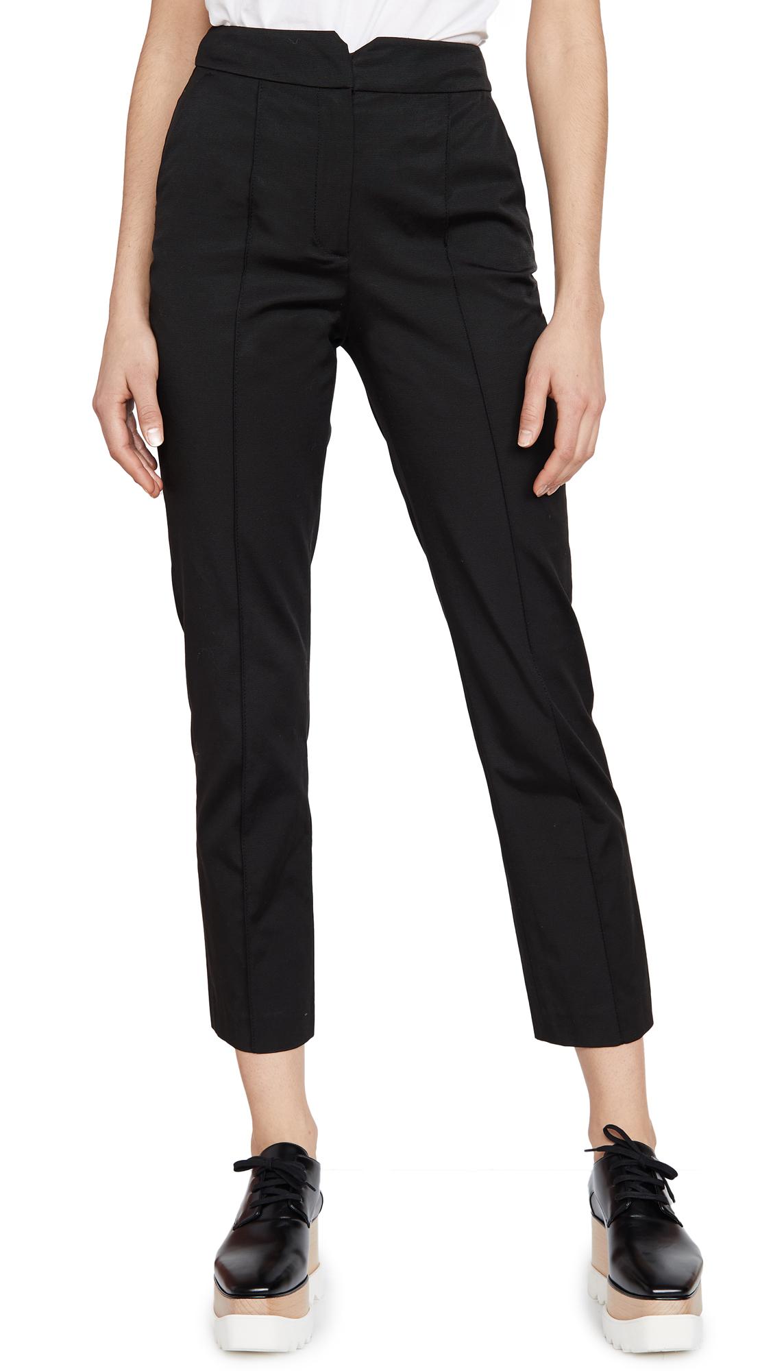 Buy Rebecca Taylor online - photo of Rebecca Taylor Ottoman Notch Pants