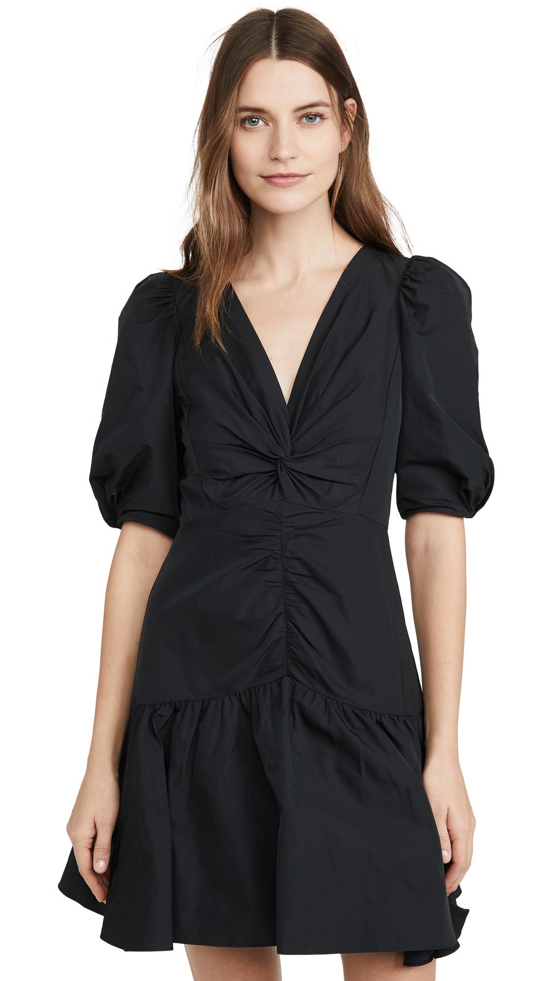 Buy Rebecca Taylor online - photo of Rebecca Taylor Short Sleeve Tafetta Dress