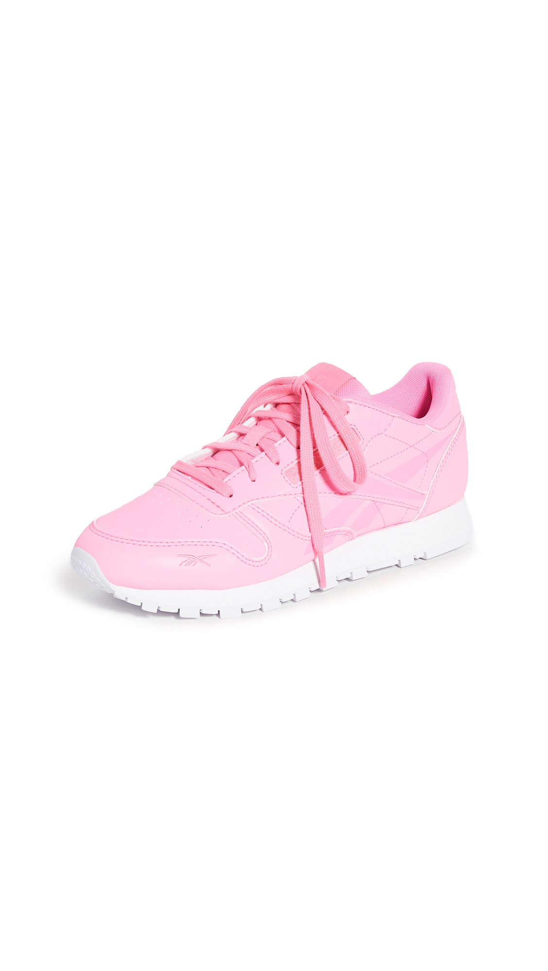 Reebok Classic Lace Up Sneakers