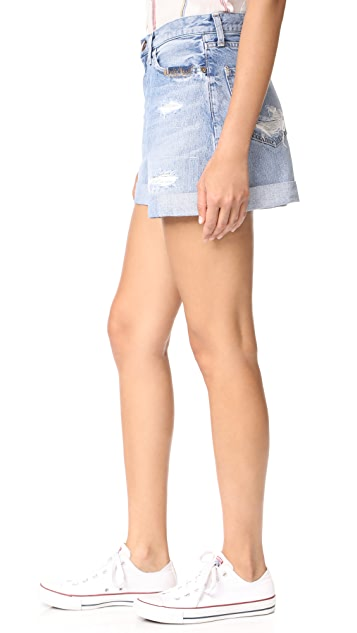 RED CARD Joanne Shorts
