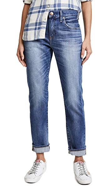 RED CARD Liberty xx Easy Straight Jeans