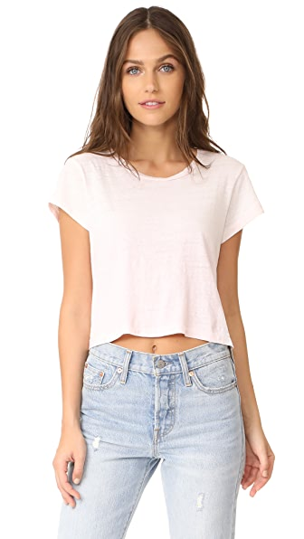 RE/DONE x Hanes 1950s Boxy Tee