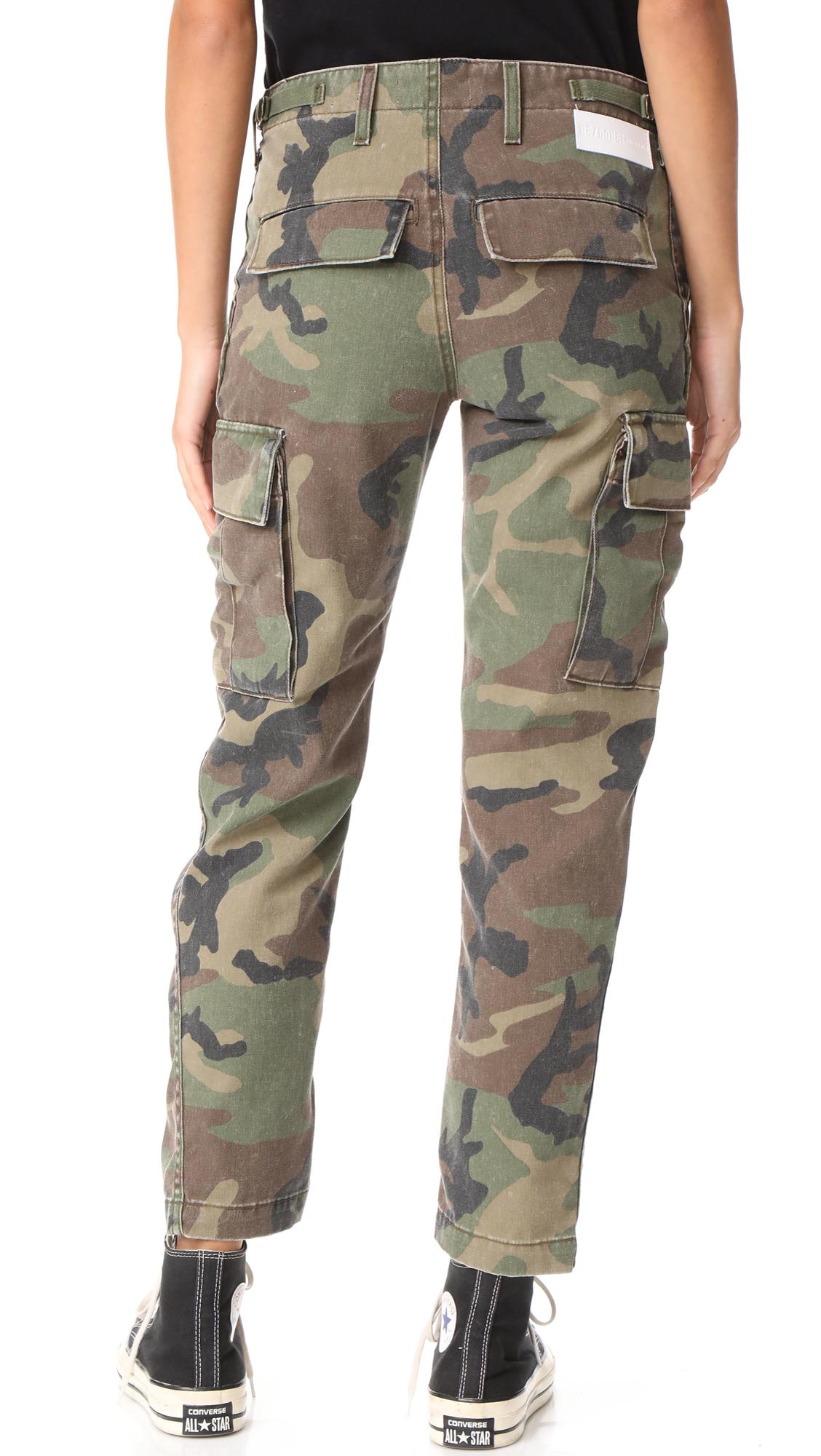 4cc4102c488 RE/DONE Cargo Pants | SHOPBOP