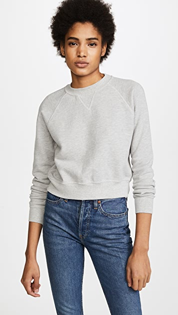 RE/DONE Classic Crew Neck Sweatshirt