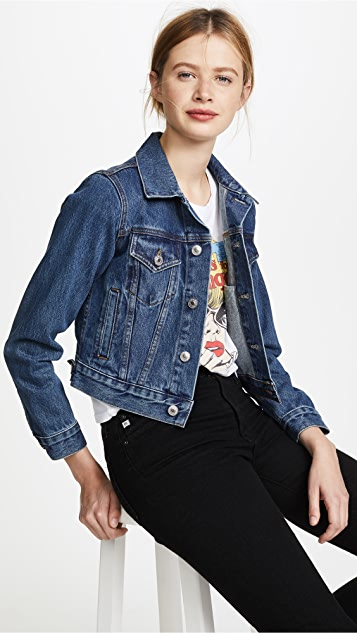 RE/DONE Classic Trucker Jacket