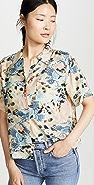 RE/DONE Hawaiian Shirt