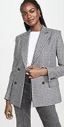 RE/DONE 70 年代复古风格双排扣外套