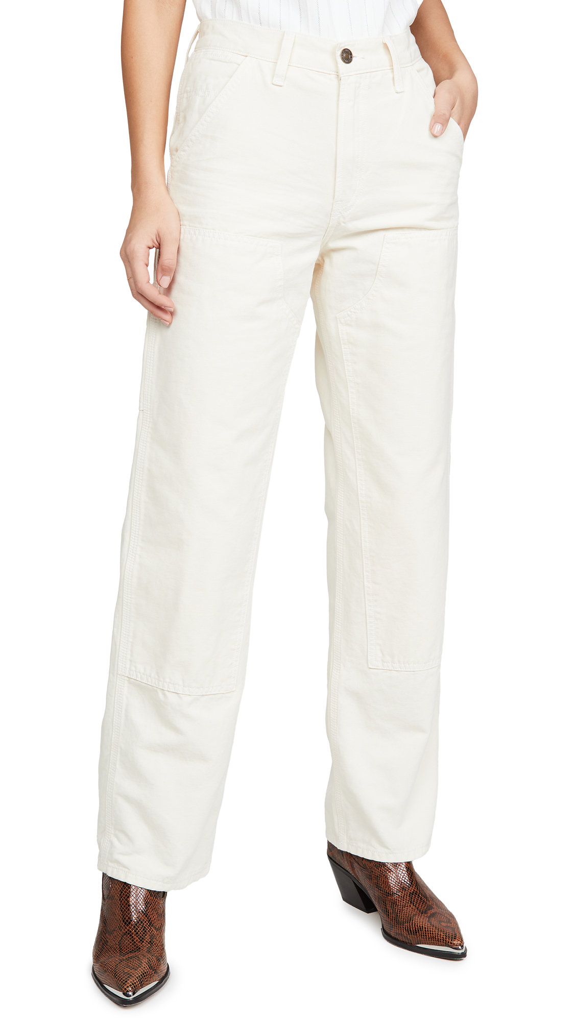 Buy RE/DONE online - photo of RE/DONE Workmans Pants
