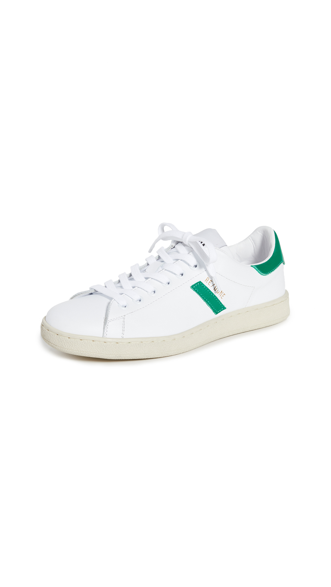 RE/DONE '70s Tennis Shoes - 30% Off Sale