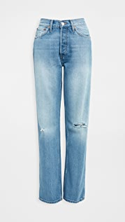 RE/DONE 90s High Rise Loose Jeans