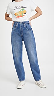 RE/DONE '80s Peg Leg Jeans