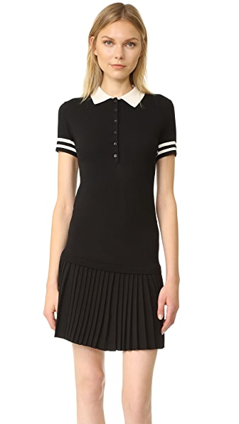 RED Valentino Polo Dress