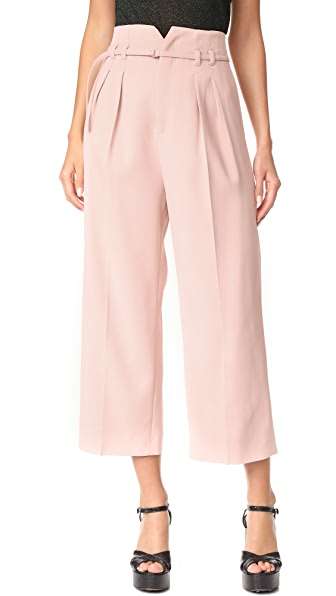 RED Valentino Tie Trousers - Nude