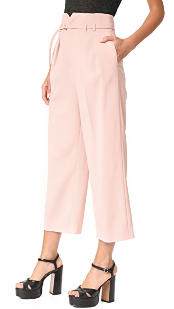 RED Valentino Tie Trousers