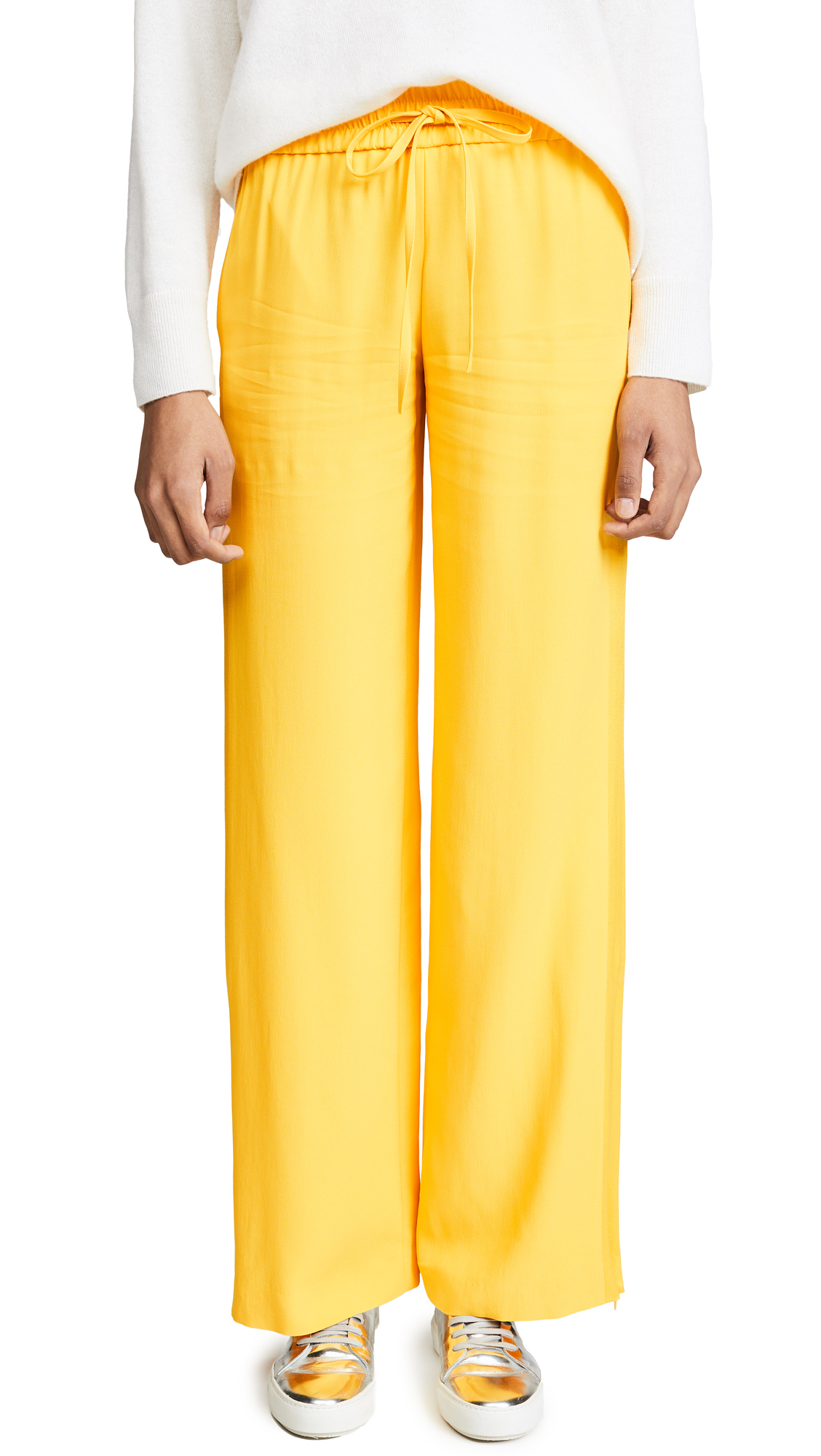 RED Valentino Drawstring Pants - Topazio