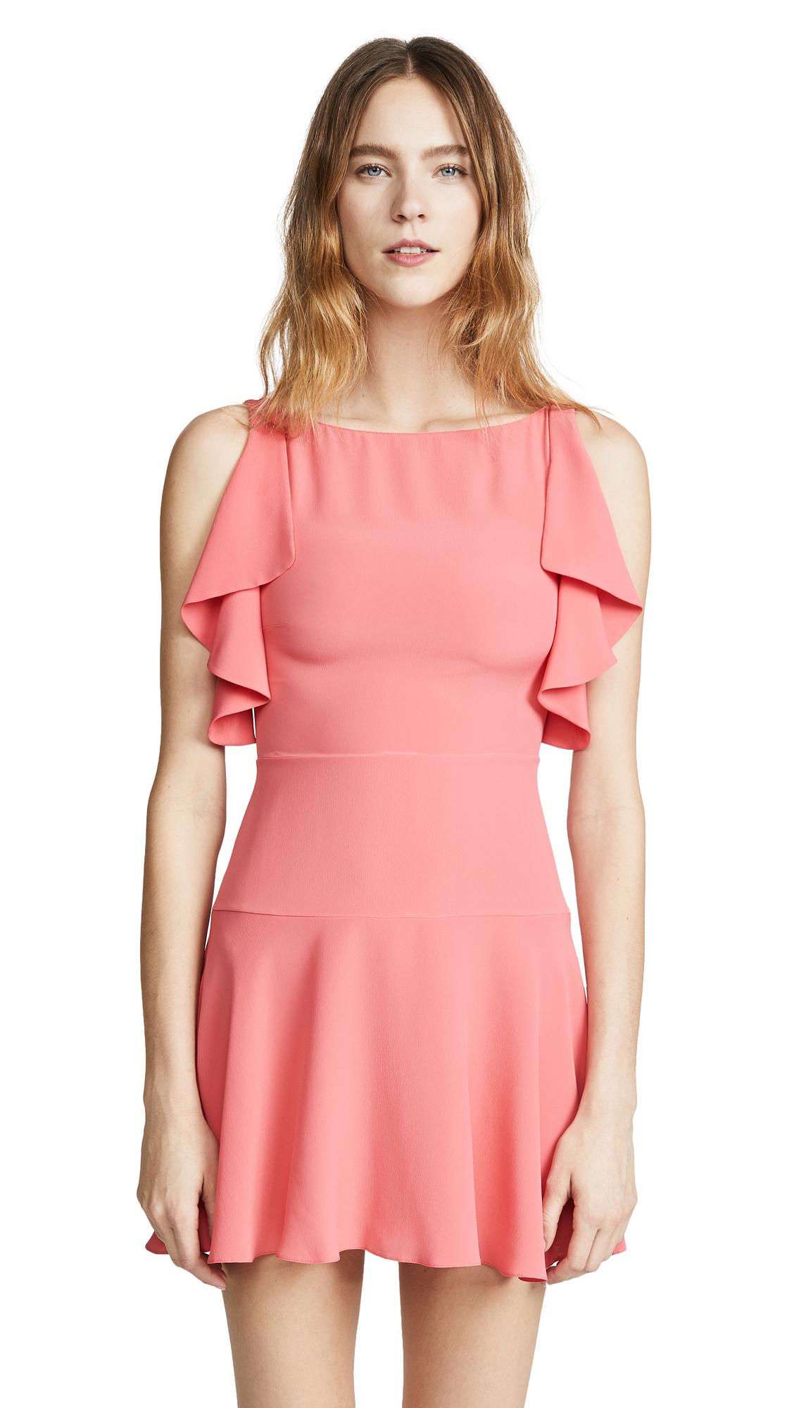 RED Valentino Pink Mini Dress