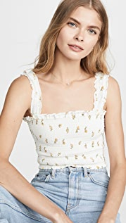 Reformation Sally Top