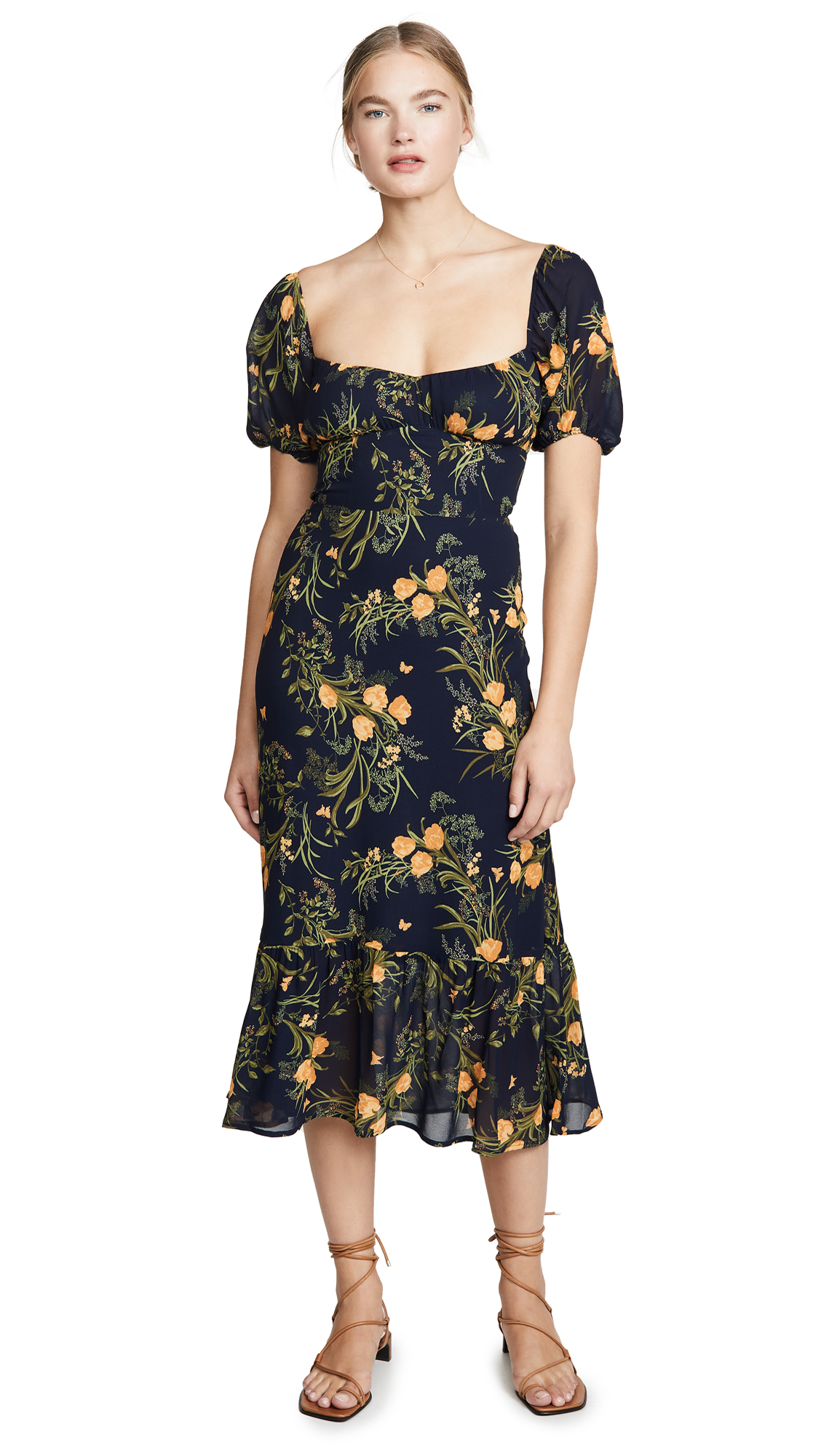Buy Reformation online - photo of Reformation Hannah Dress