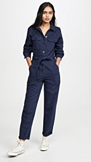Reformation Комбинезон Kendall Boiler Suit