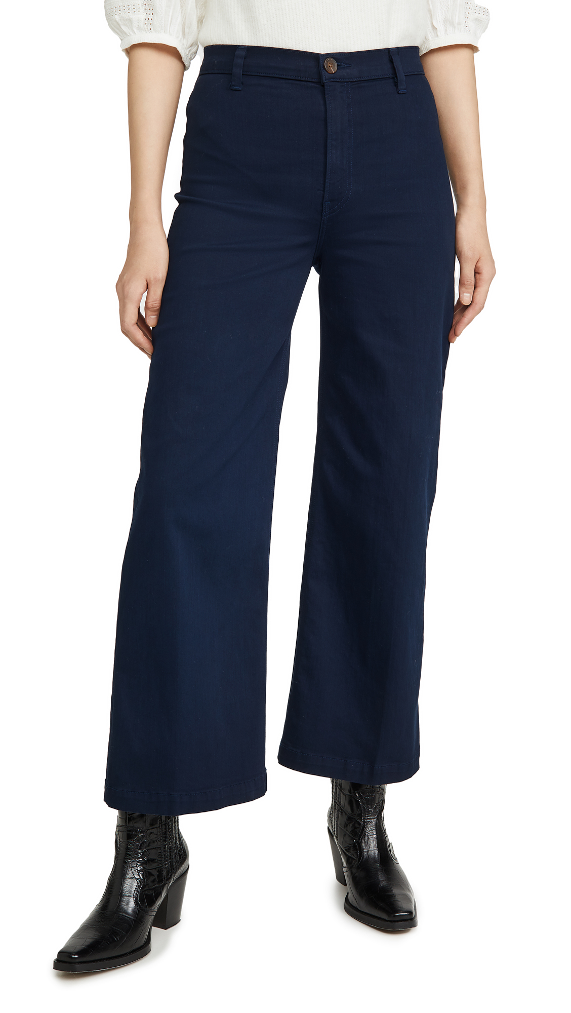 Reformation Jane Wide Leg Jeans