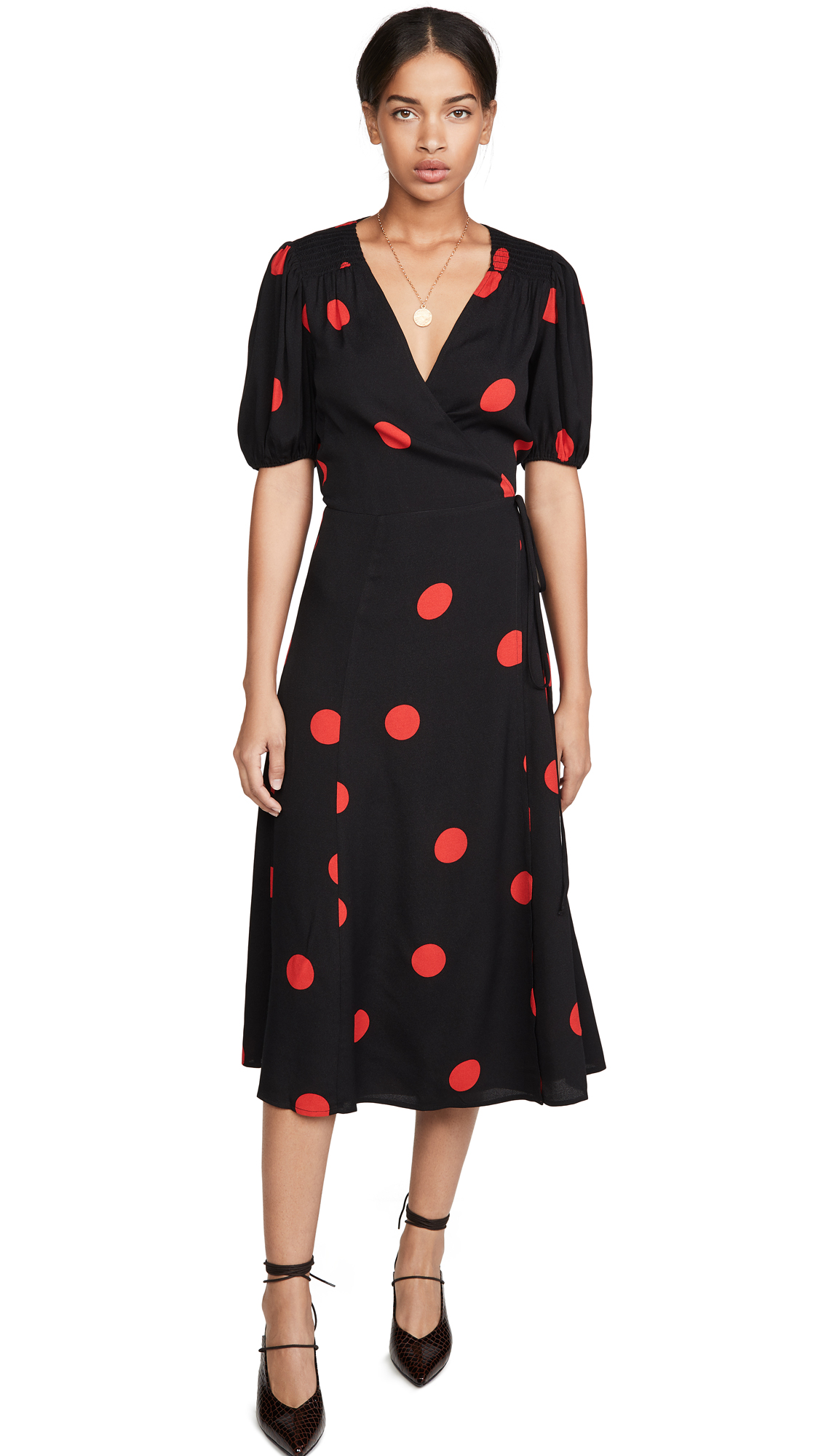 Buy Reformation online - photo of Reformation Augustina Dress