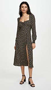 Reformation Платье Wallflower