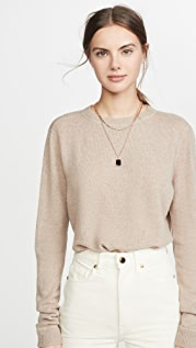 Reformation Cashmere Boyfriend Sweater
