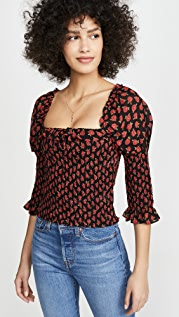 Reformation Julie Top