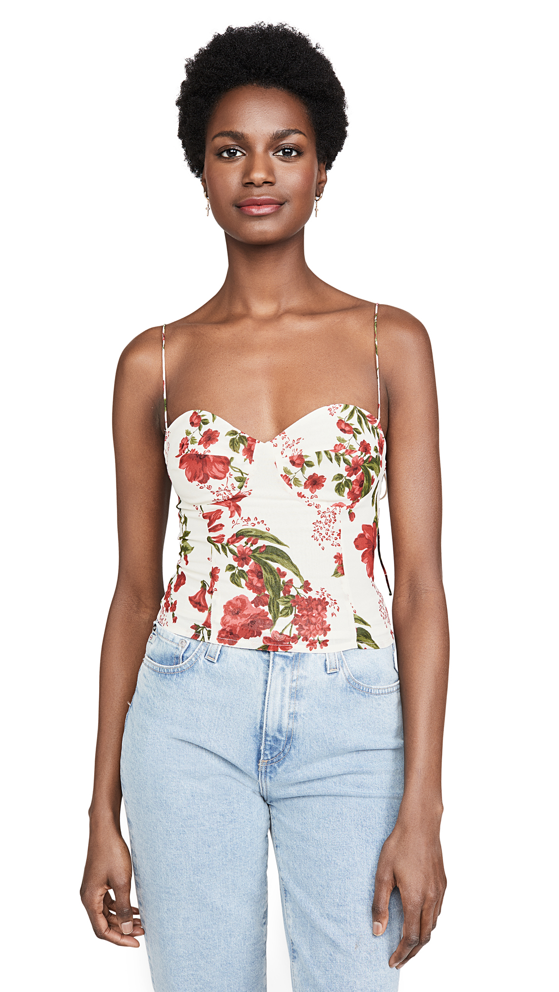 Buy Reformation online - photo of Reformation Liza Top