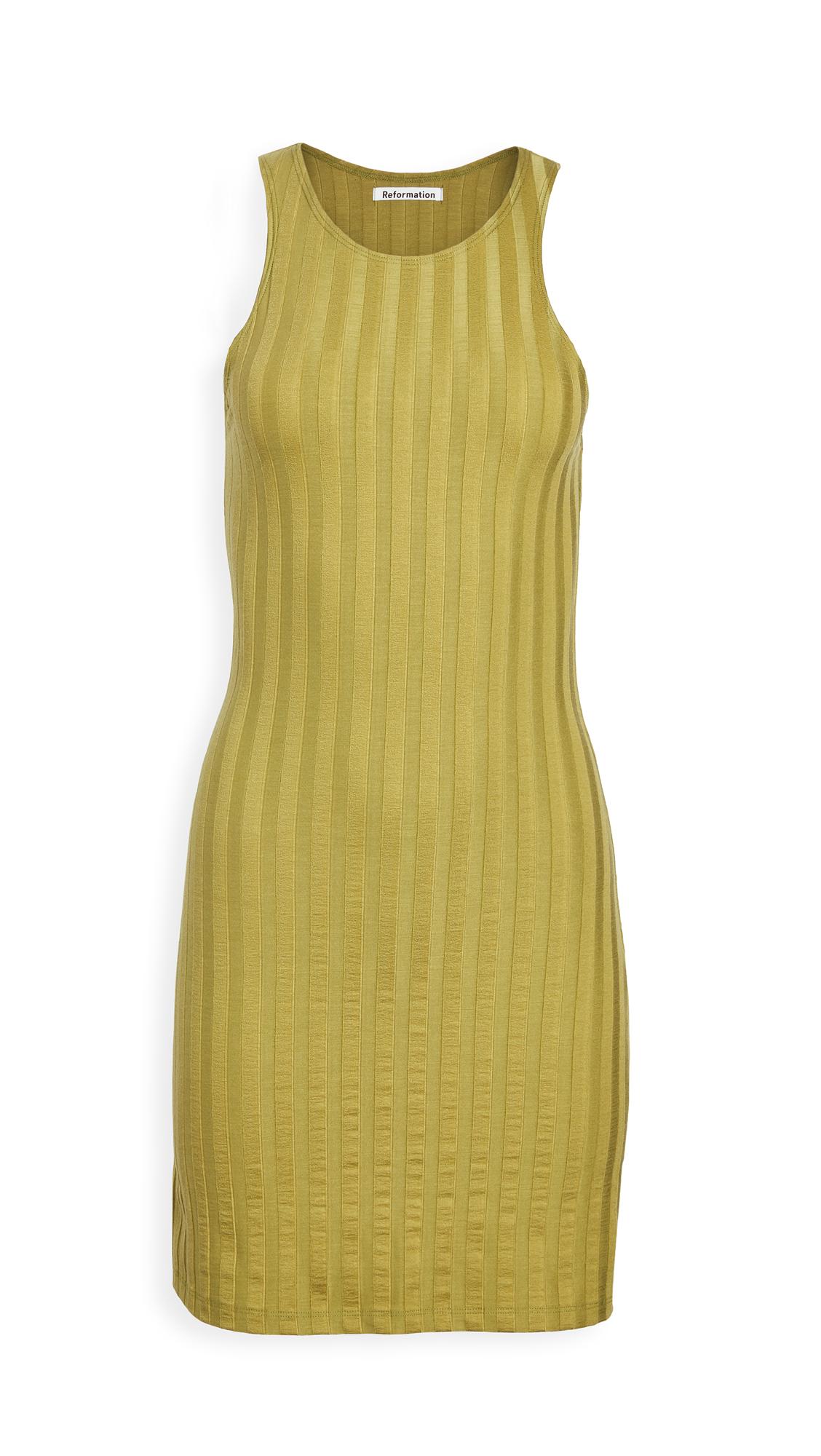 Reformation Mel Dress - 30% Off Sale