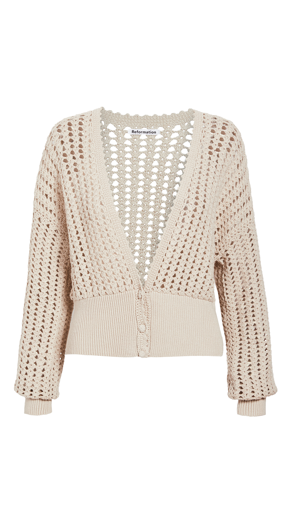 Reformation Erin Sweater