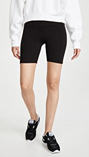 Reformation Court High Rise Bike Shorts