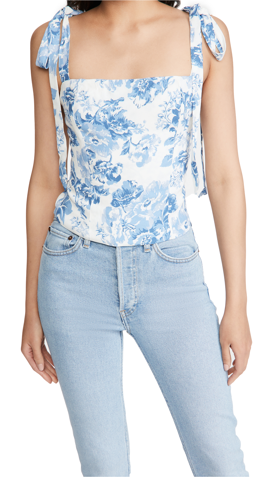 Reformation Ellora Top