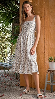 Reformation Manet 连衣裙