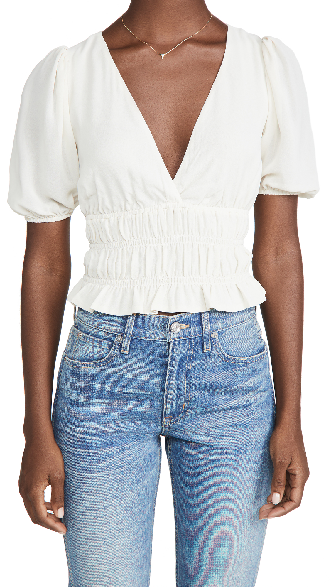 Reformation Josie Top