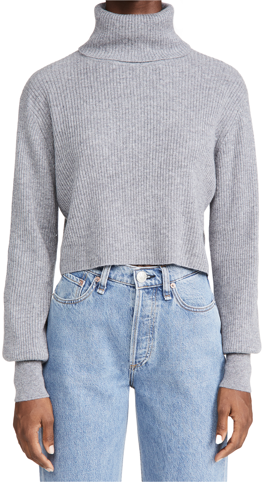 Reformation Cashmere Luisa Sweater