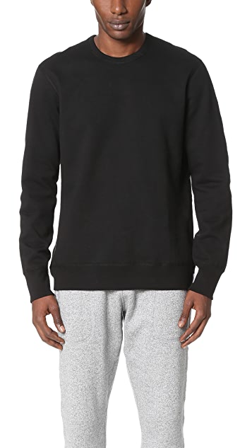 Reigning Champ Heavyweight Terry Crew Sweatshirt
