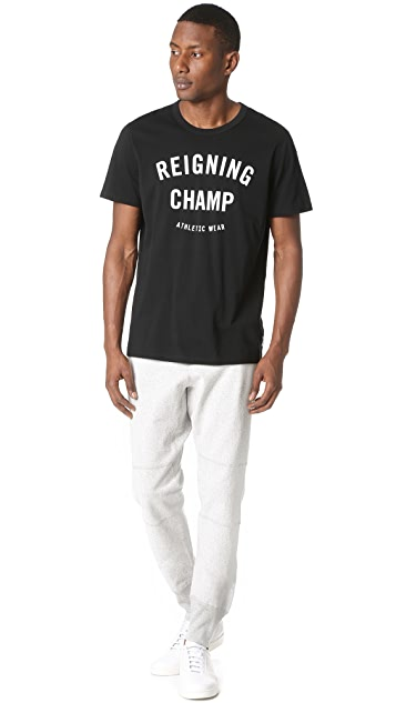 Reigning Champ Heavyweight Terry Sweatpants