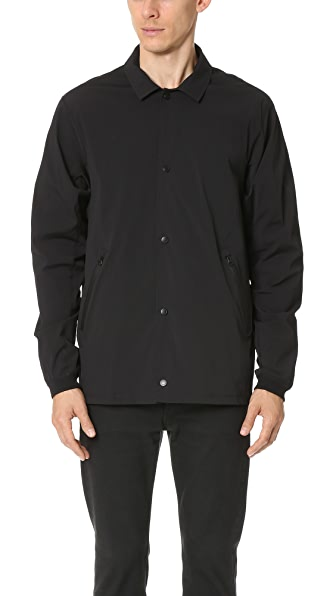 Reigning Champ Stretch Nylon Coach Jacket