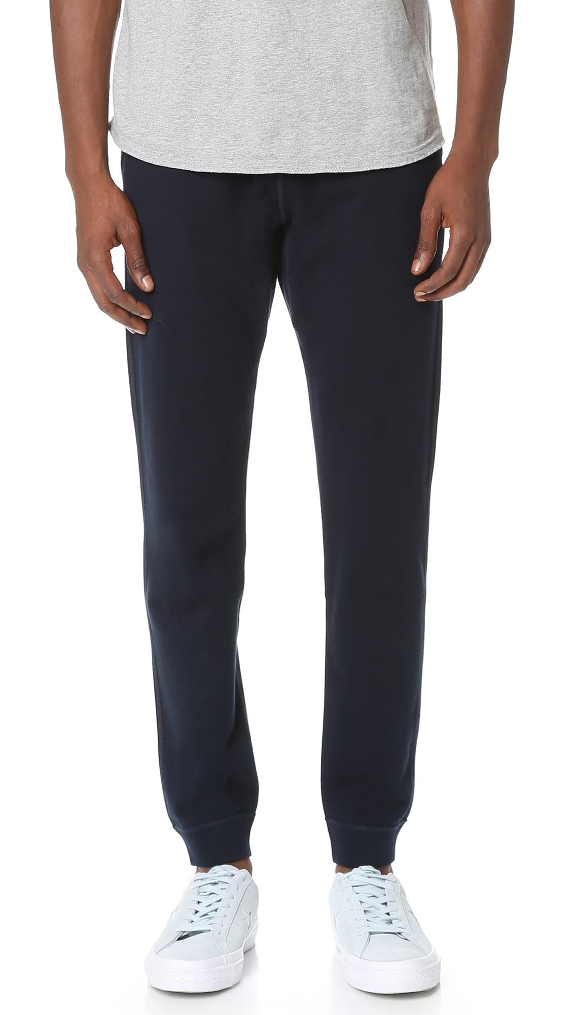 Terry Slim Sweatpants