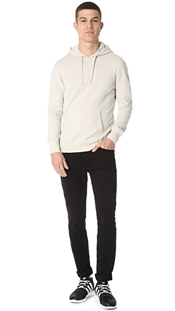 Reigning Champ Lightweight Terry Pullover Hoodie