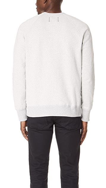 Reigning Champ Heavyweight Pullover Crew Sweatshirt