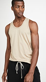 Reigning Champ Pima Jersey Tank Top