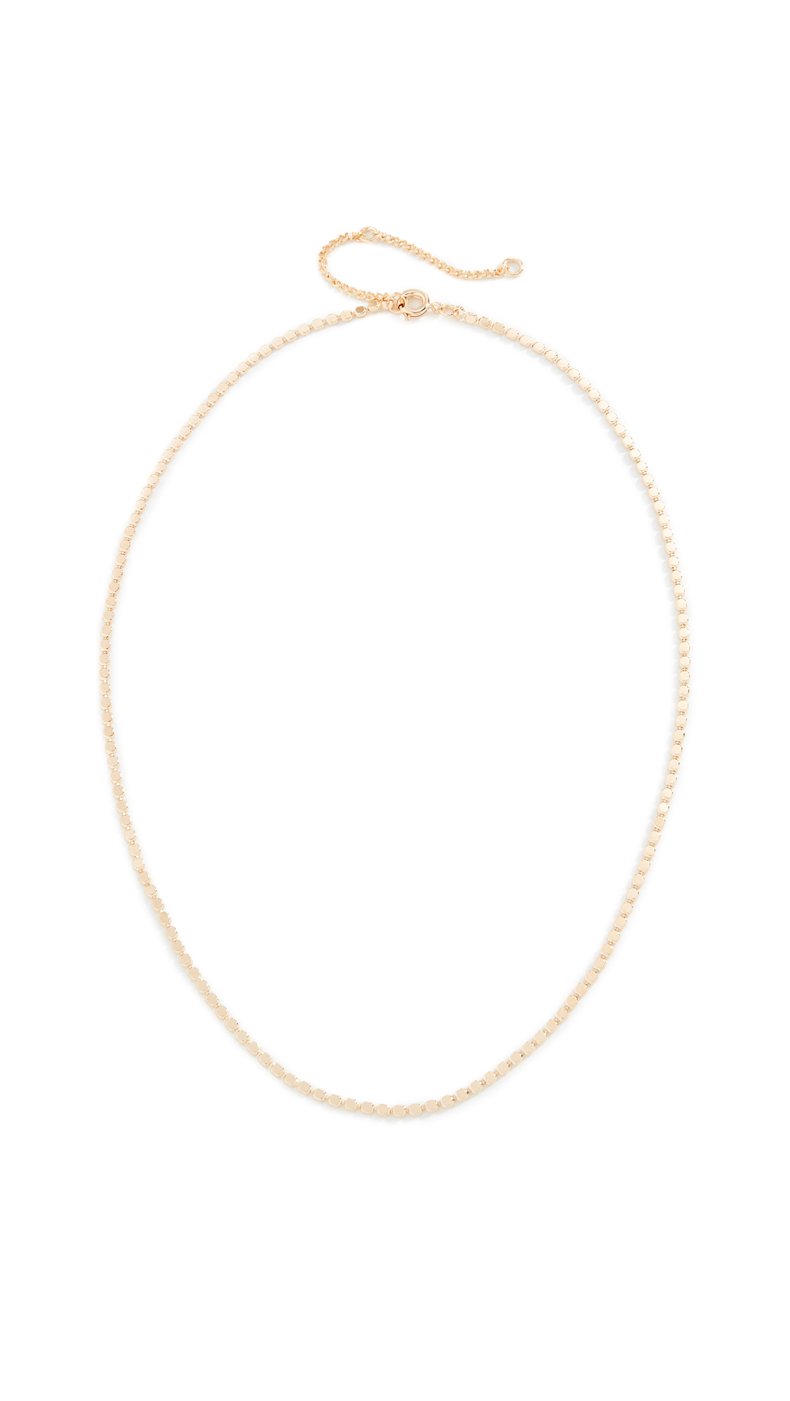 RELIQUIA Helena Necklace in Yellow Gold