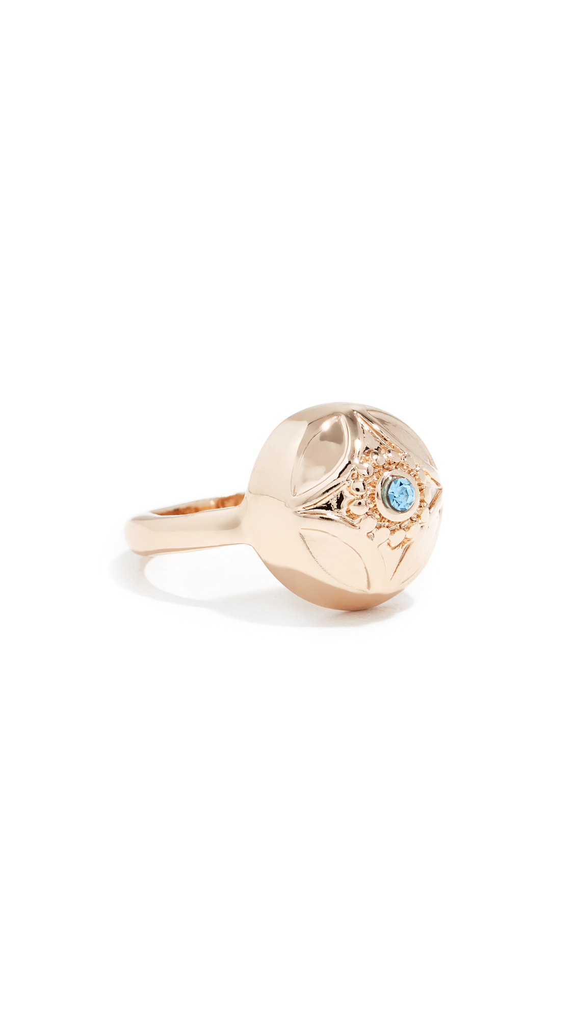 RELIQUIA Versailles Ring in Yellow Gold