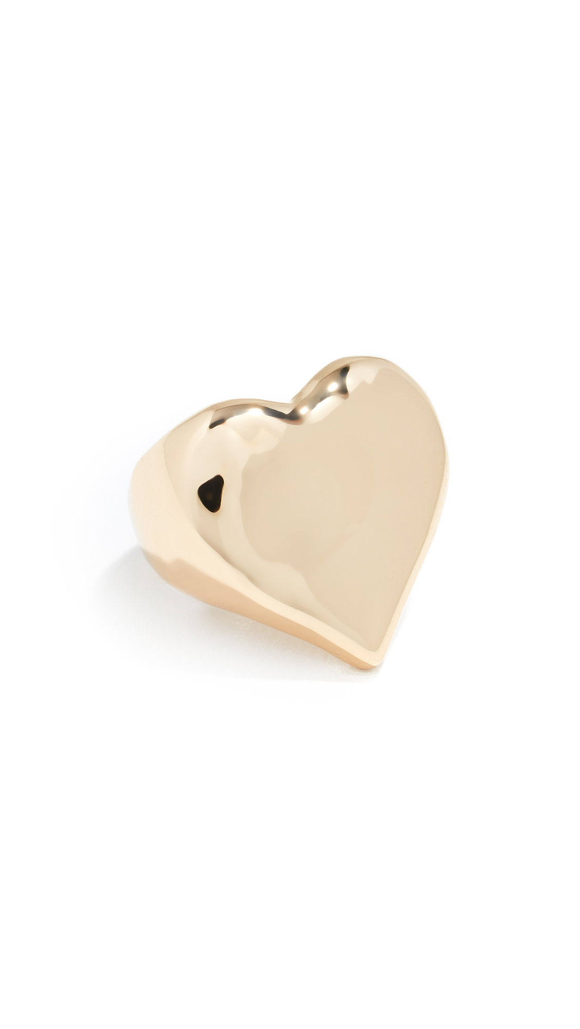 RELIQUIA Heart Of Gold Ring in Yellow Gold