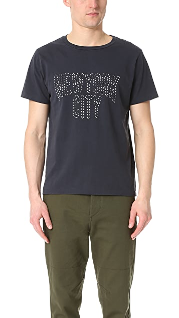 Remi Relief LW Finish NYC Tee