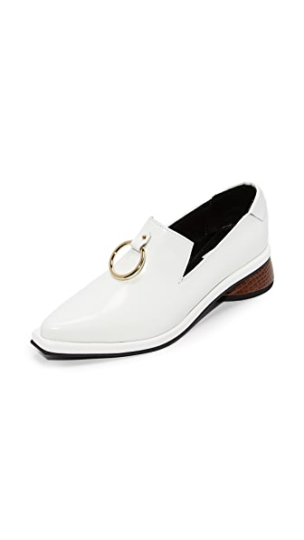 Reike Nen Ring Square Loafers