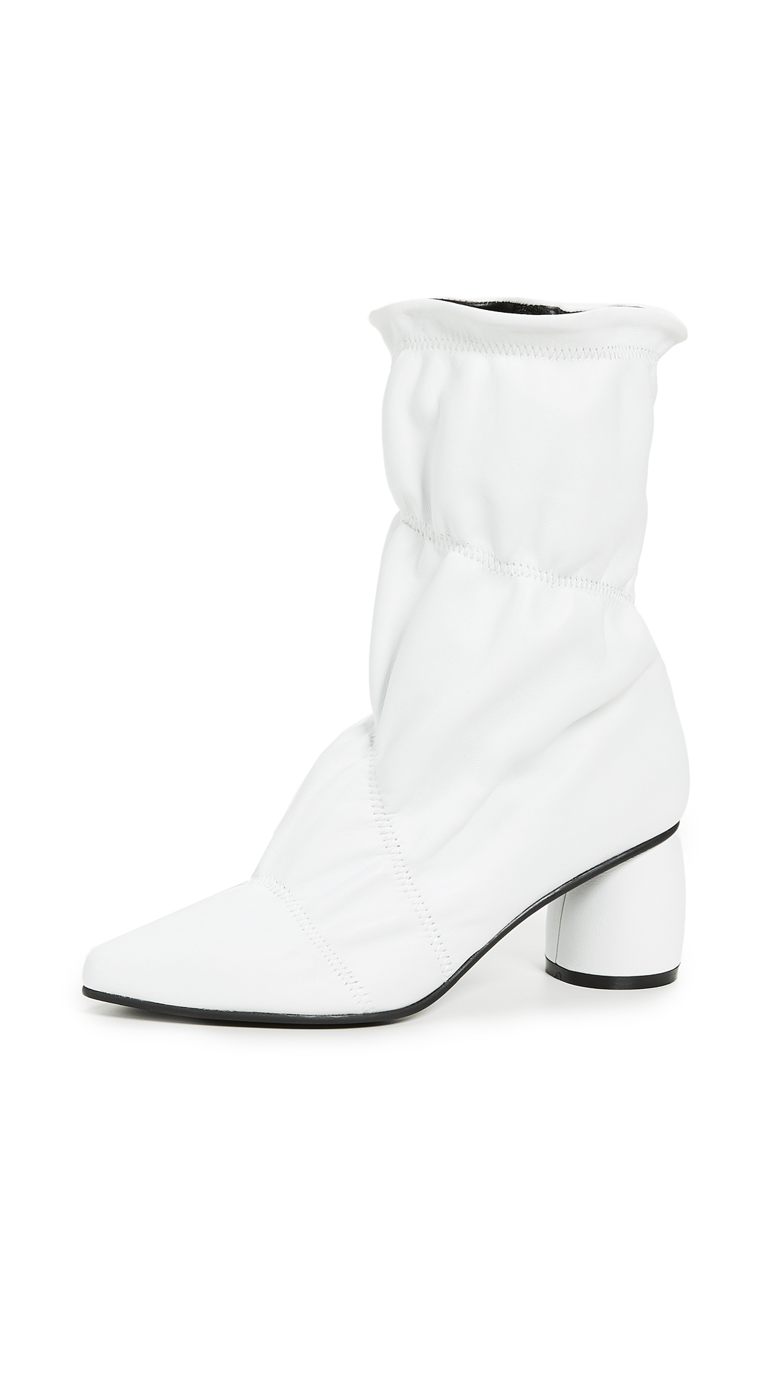 Reike Nen Parachute Ankle Boots - White